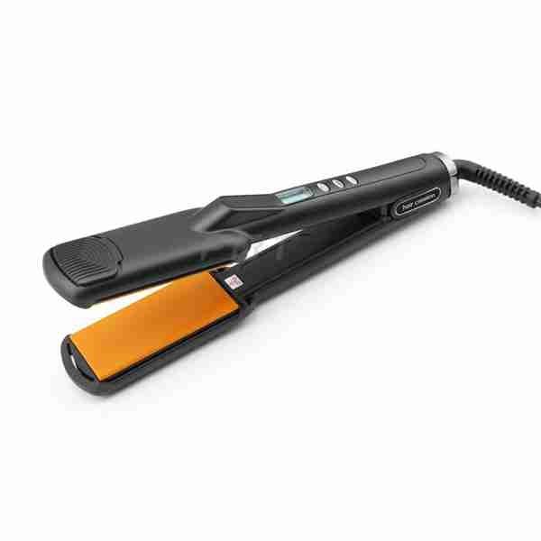 ... 450F professional hair straightener for keratin treatment EMS-7115 ...  sc 1 st  hair straightener & Keratin treatment hair flat iron manufacturerMCH heater flat iron ...